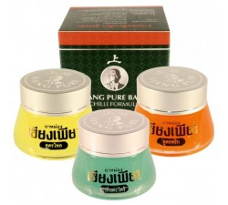 Aromatic Balm 20gr - Siang Pure