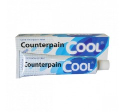 cream cool counterpain