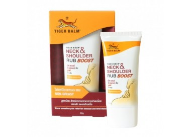 neck & shoulder boost tiger balm 50gr