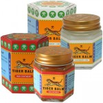 red / white pack tiger balm 30gr