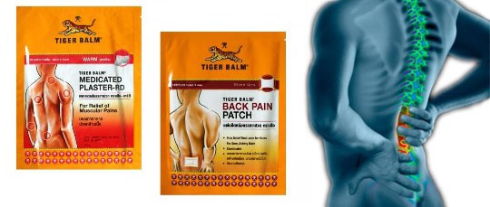 Tiger Balm - Patch