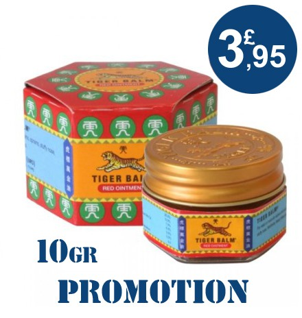 Promotion - Tiger Balm