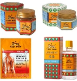 Pack Tiger Balm