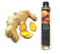 Ginger massage oil 150ml