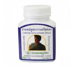 Butea superba dietary complement