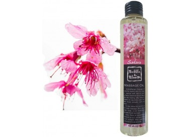 Sakura massage oil 150ml