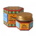 Tiger balm and its packaging