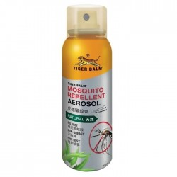 Tiger balm mosquito repellent aerosol 120ml