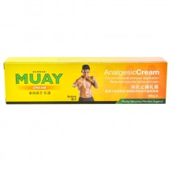 Cream siang pure muscle 60gr