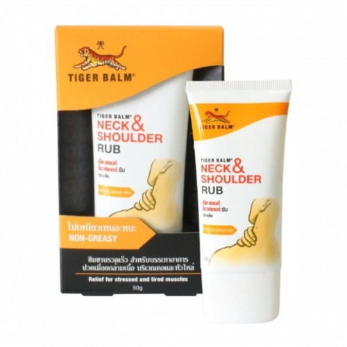 neck & shoulder tiger balm 50gr