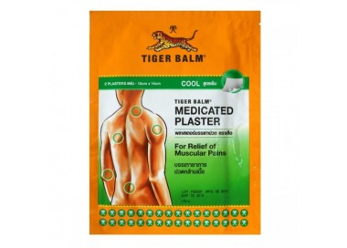 Tiger balm large patch cold