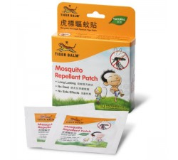patch mosquito tiger balm