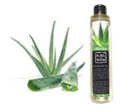 Aloe vera massage oil 150ml