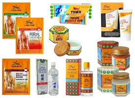 Tiger Balm Full Pack